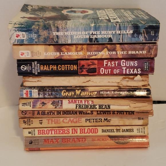 Western books #11